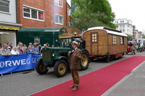 Kirmes Oldtimer Parade 4.August 2014