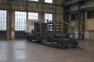 Jahrmarkt Bochum - Aufbau 1