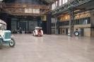 Jahrmarkt Bochum - Aufbau 8