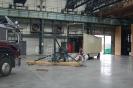 Jahrmarkt Bochum - Aufbau 9